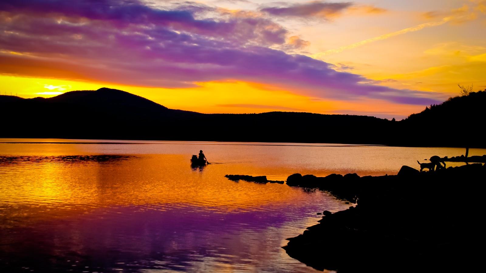 Sunset Wallpaper Beautiful Sunset Wallpaper Sunset Wallpaper 1600x900