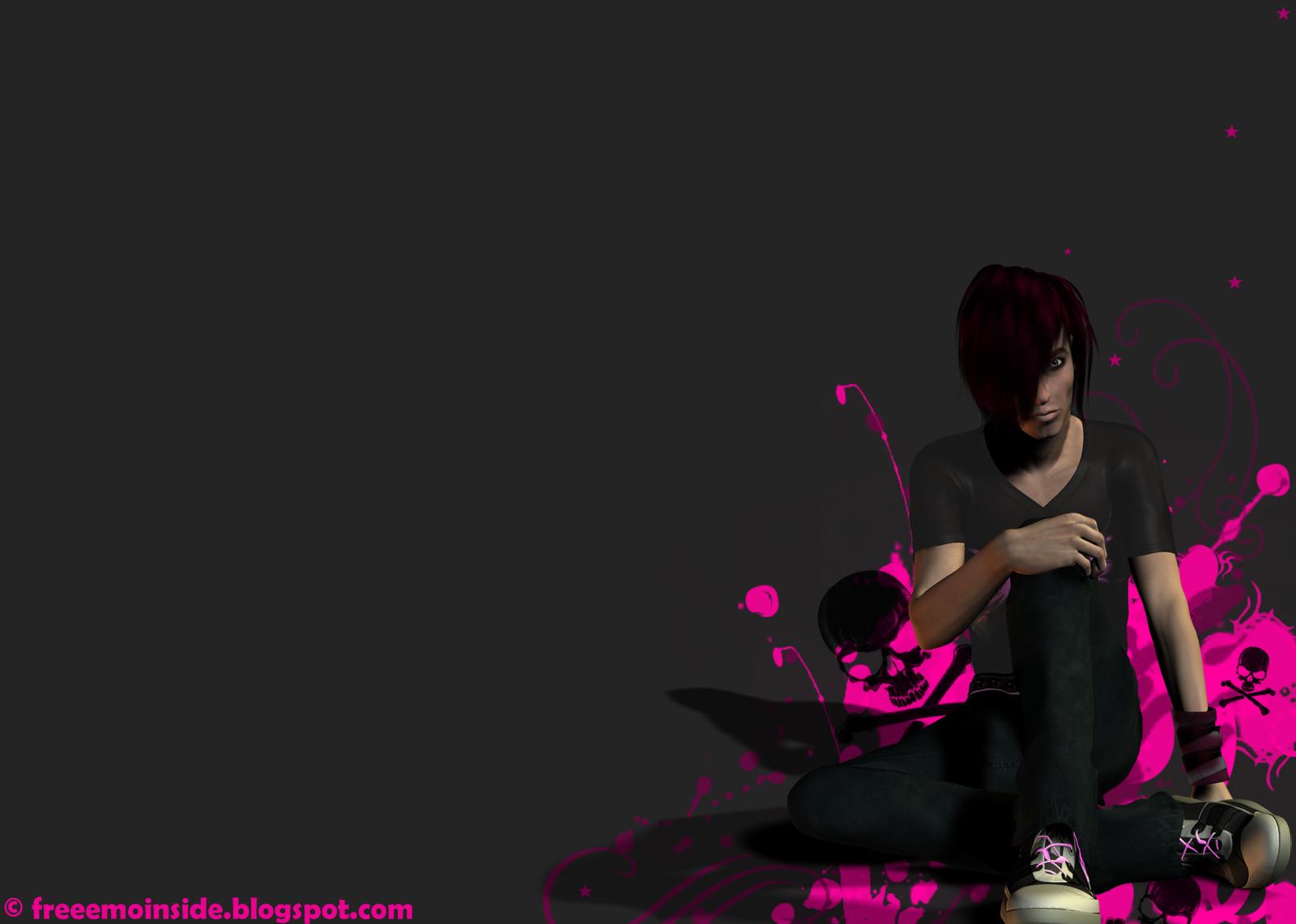 Emo Boys Wallpaper Download Wallpaper DaWallpaperz 1600x1141