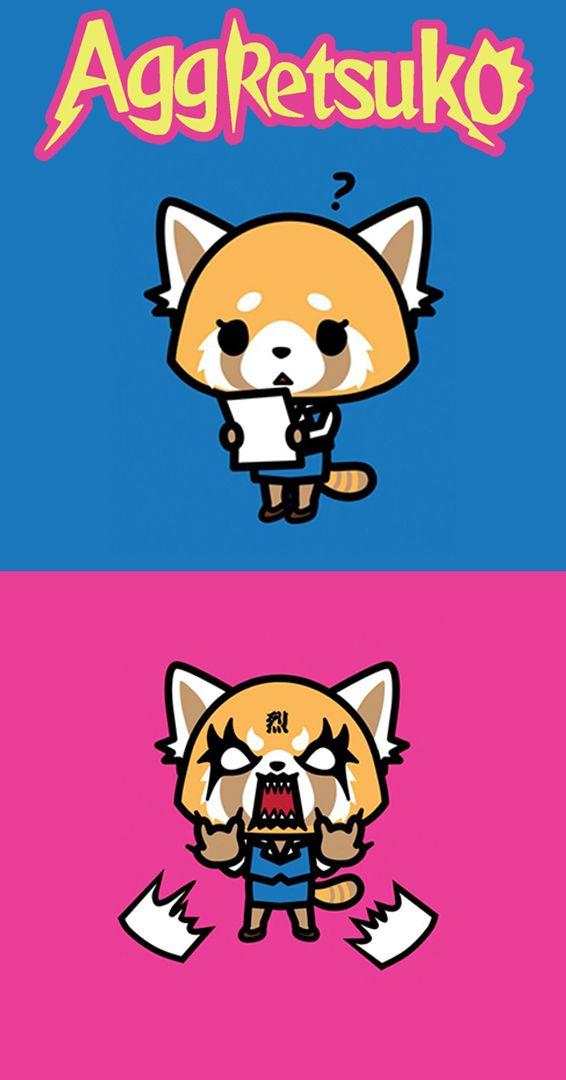 AGGRETSUKO Hello kitty accessories Anime soul Hello kitty 566x1080
