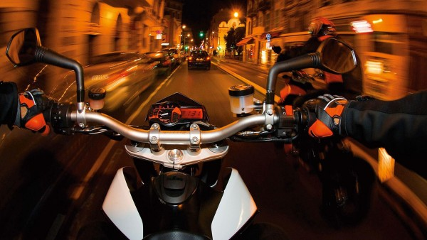 Wallpaper Bike First Person View   Wallpapers HD Download 600x338