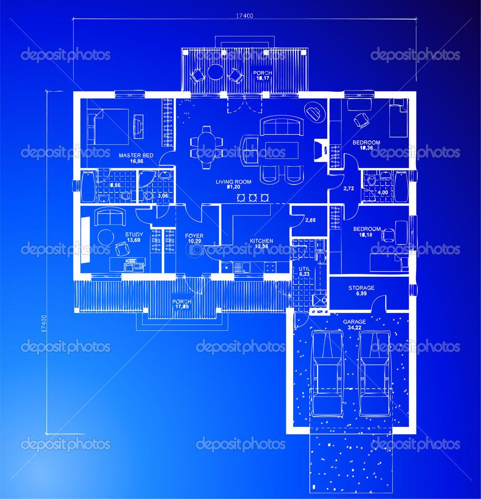 Construction Blueprint Background Plan Blueprint Background 986x1024