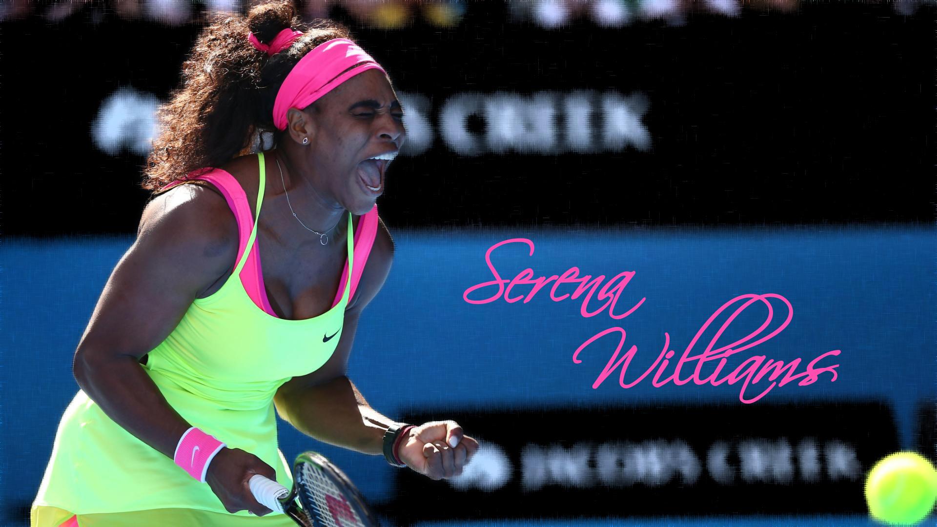 Serena Williams Wallpapers   3Q3FZD2   4USkY 1920x1080
