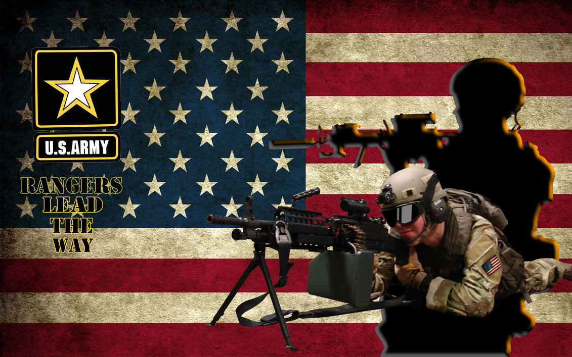 army rangers wallpaper by ArMoRlEsSNIPER 1131x707