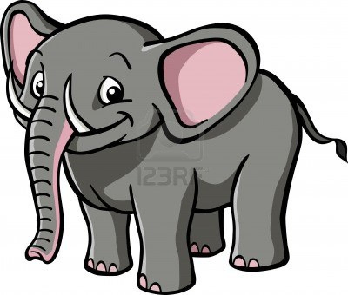cartoon elephant wallpaper - photo #10