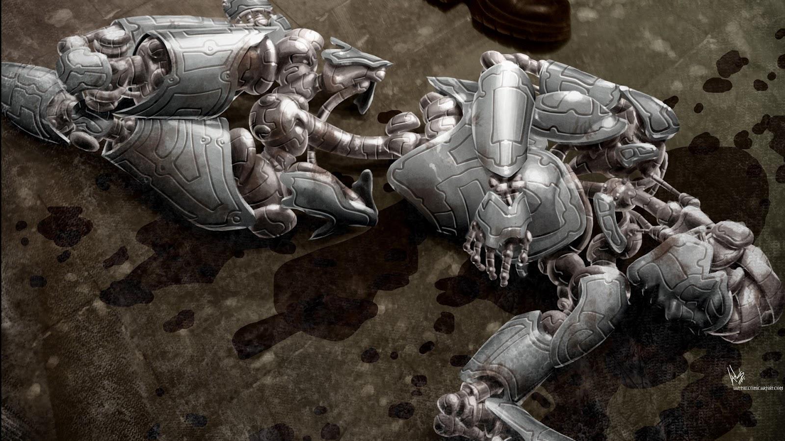 Cyberpunk Wallpaper 1600x900