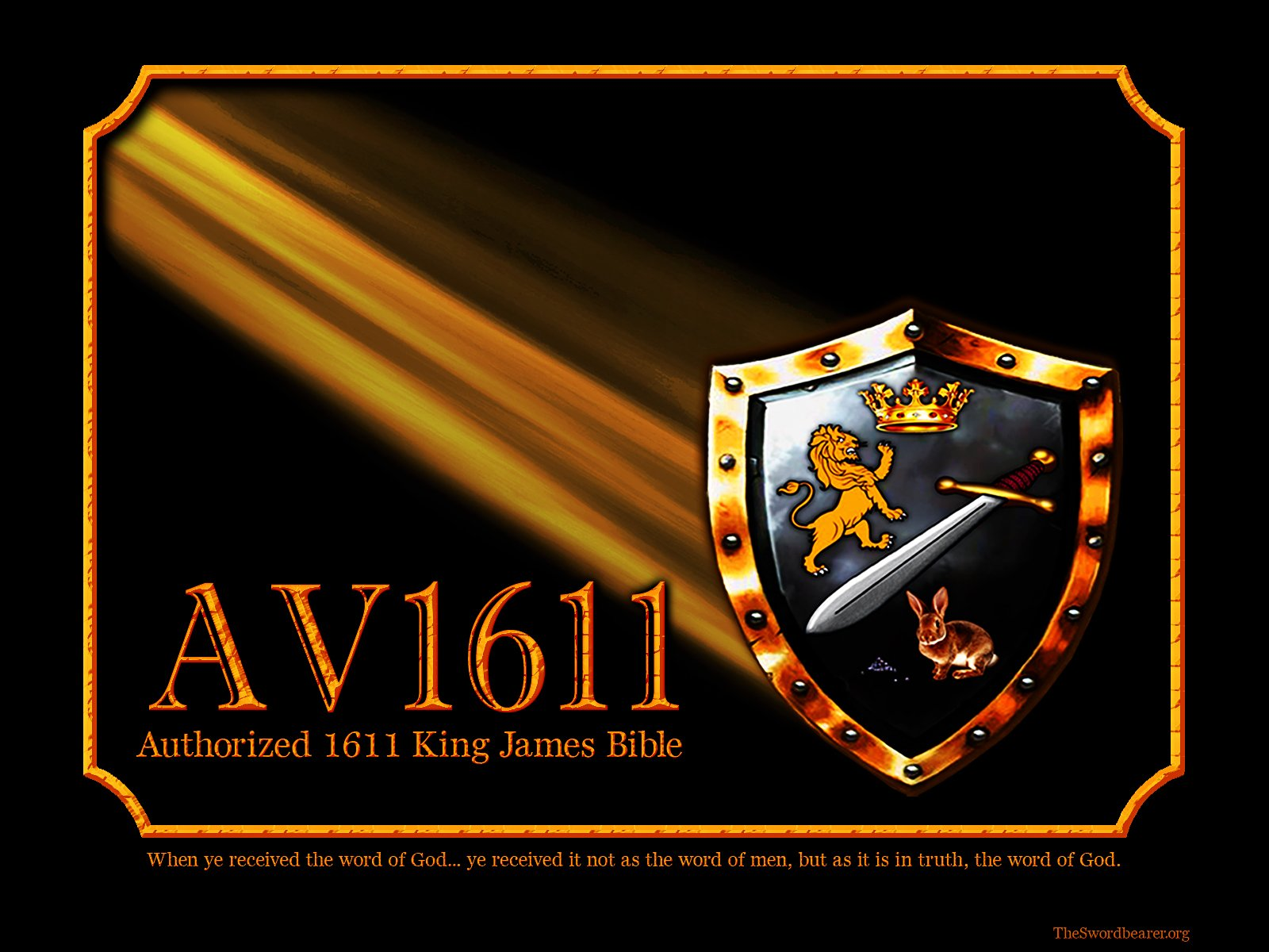 King James Bible wallpapers 1600x1200
