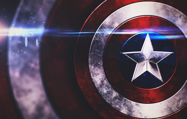 Captain america marvel comics wallpapers 596x380