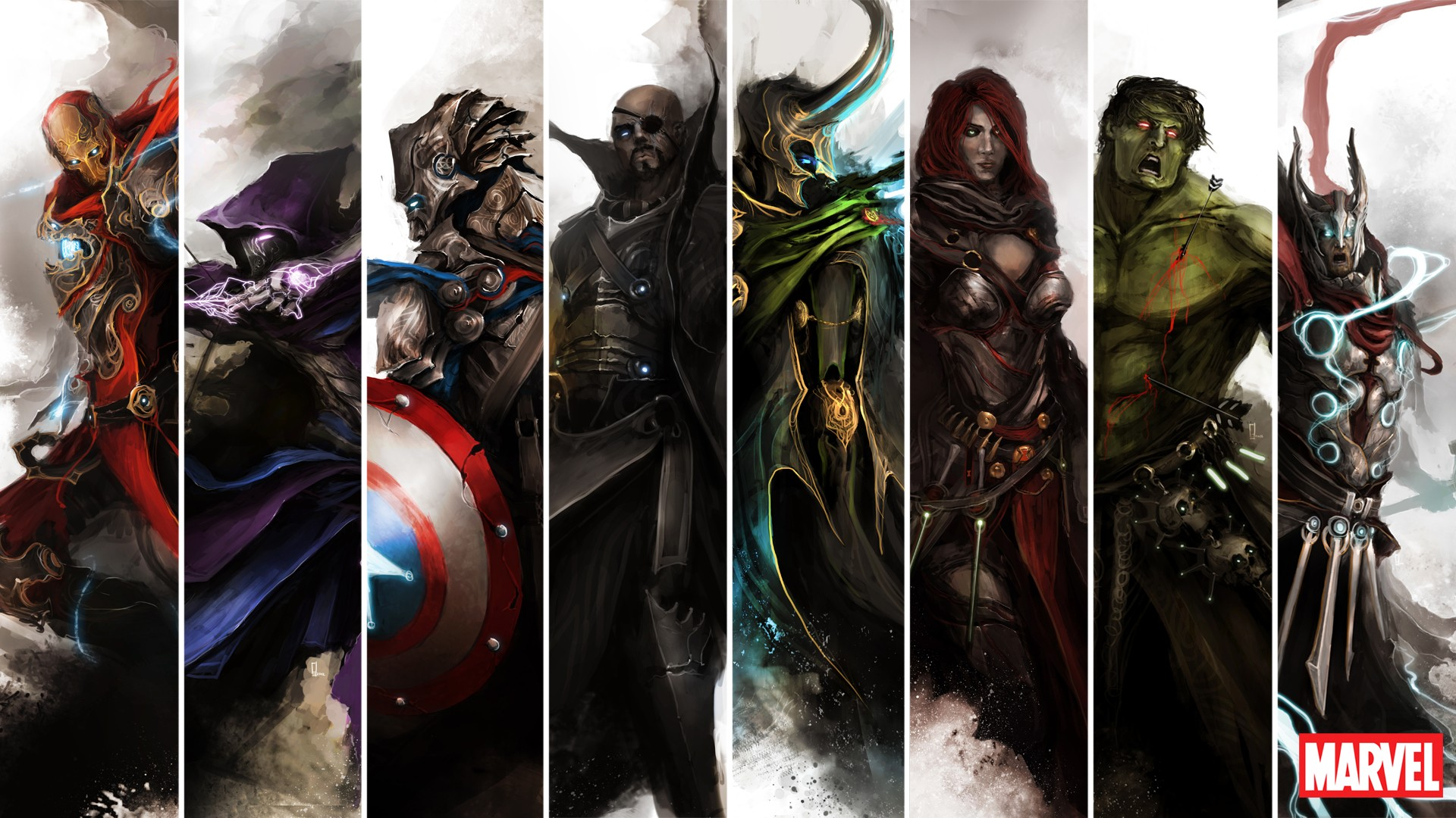 marvel wallpaper 1920x1080 Wallpapers HD 1080p Desktop Wallpapers 1920x1080