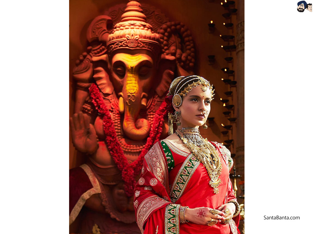 Manikarnika The Queen of Jhansi Movie Wallpaper 4 1024x768