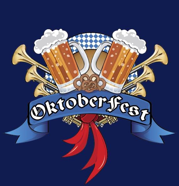 OktoberFest Logo by bramsatriani 570x591