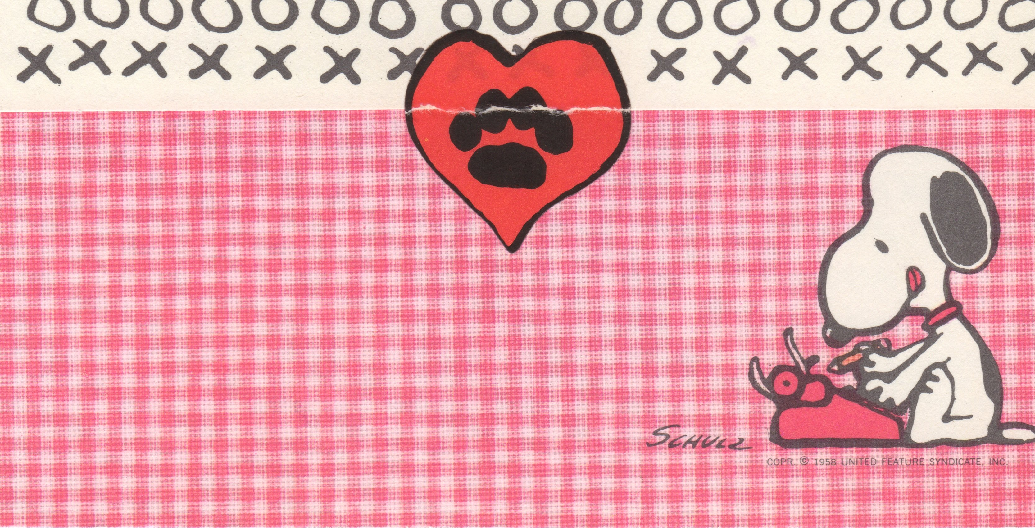 mood love holiday valentine heart snoopy peanuts wallpaper background 3333x1700