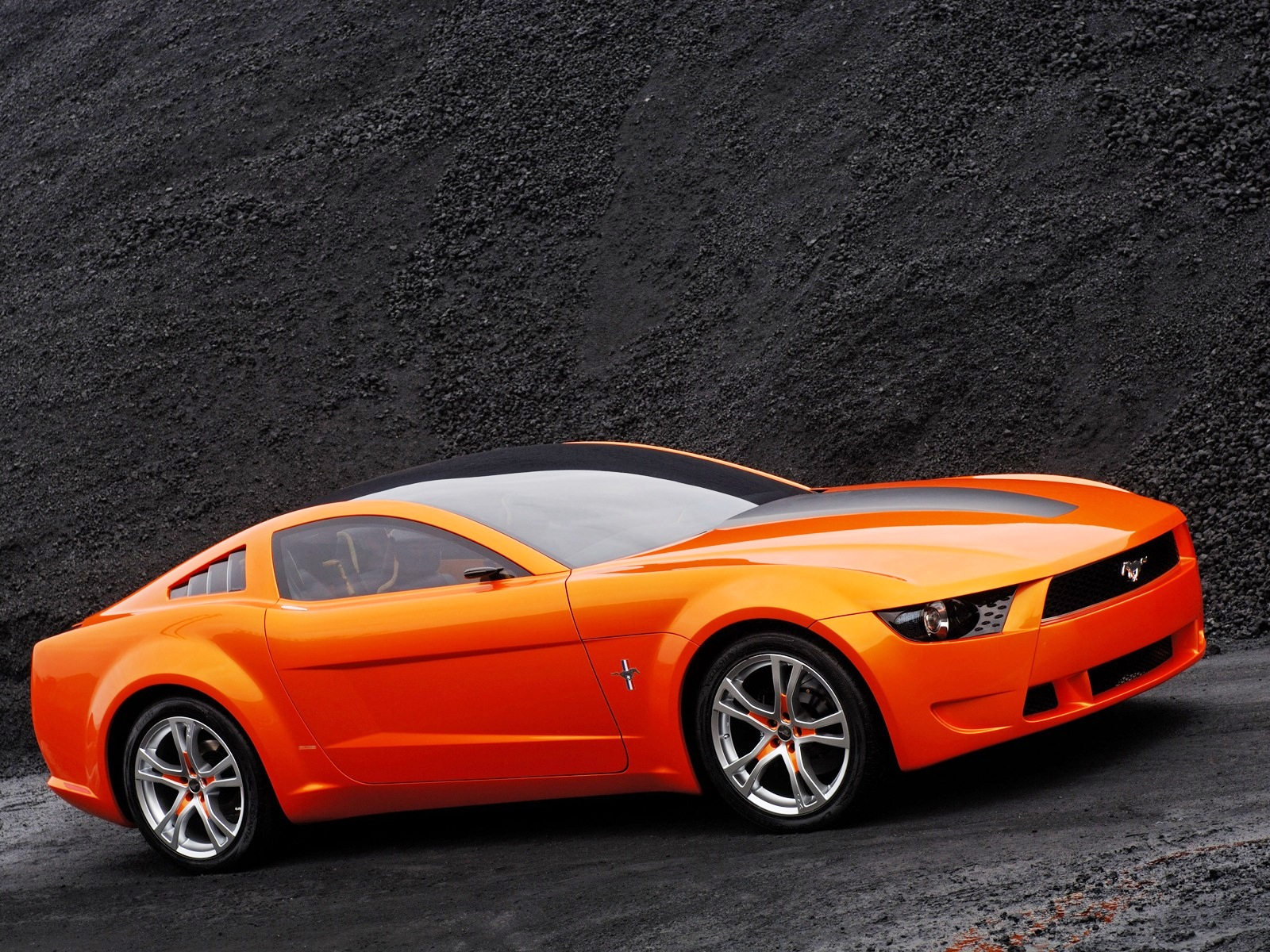 2014 Ford Mustang New HD Wallpaper of Car   hdwallpaper2013com 1600x1200