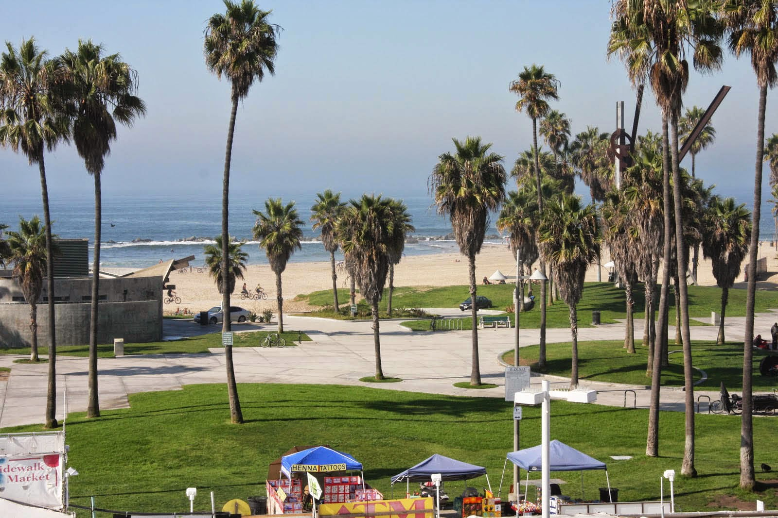 beach california venice beach windows wallpaper desktop 1600x1067