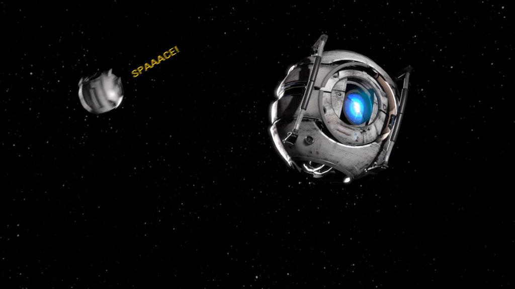 Portal 2 Wallpaper   SPAAACE by DekenFrost 1024x576