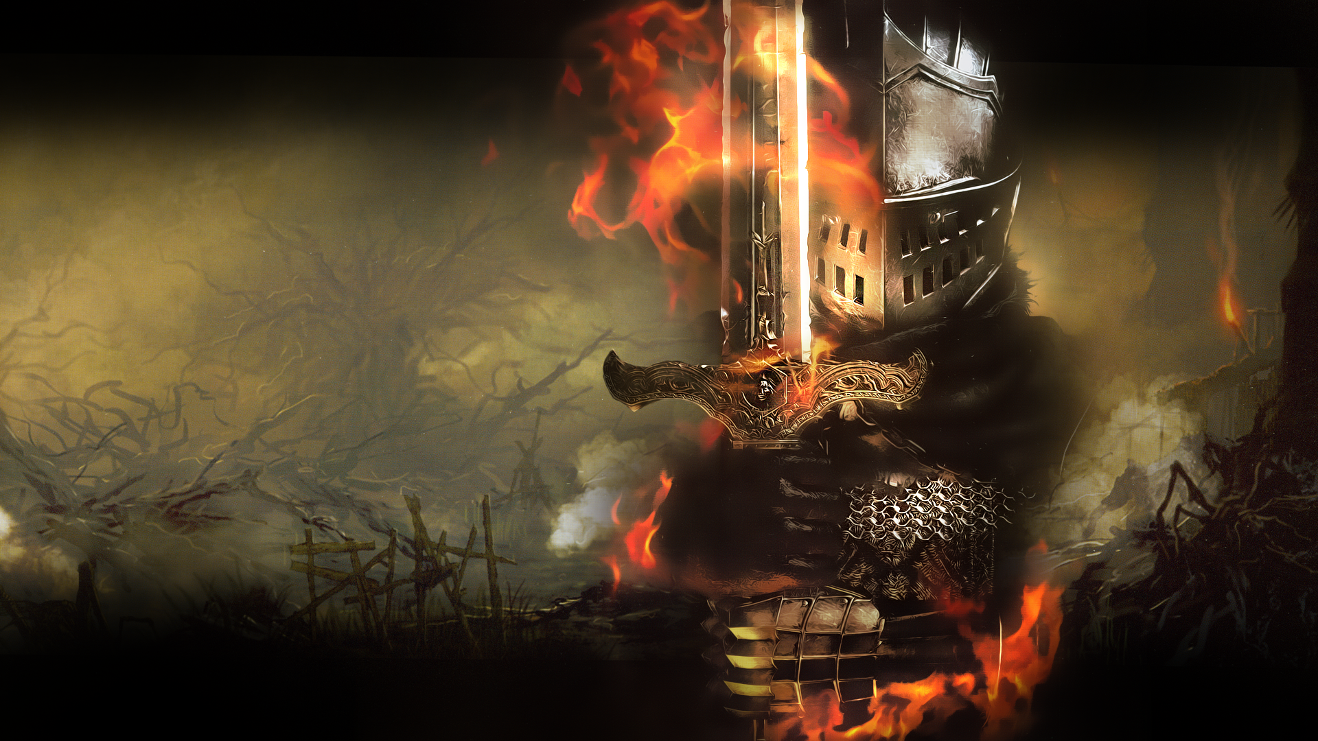 Dark Souls Ii Out Stunning Wallpapers High Quality: Dark Souls Android Wallpaper