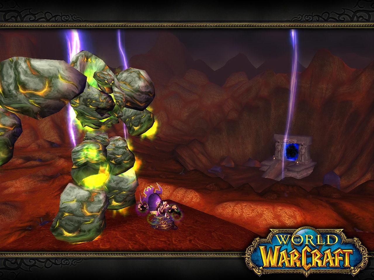 Thread Warlock   World of Warcraft Wallpaper Warlock Wallpaper 1280x960