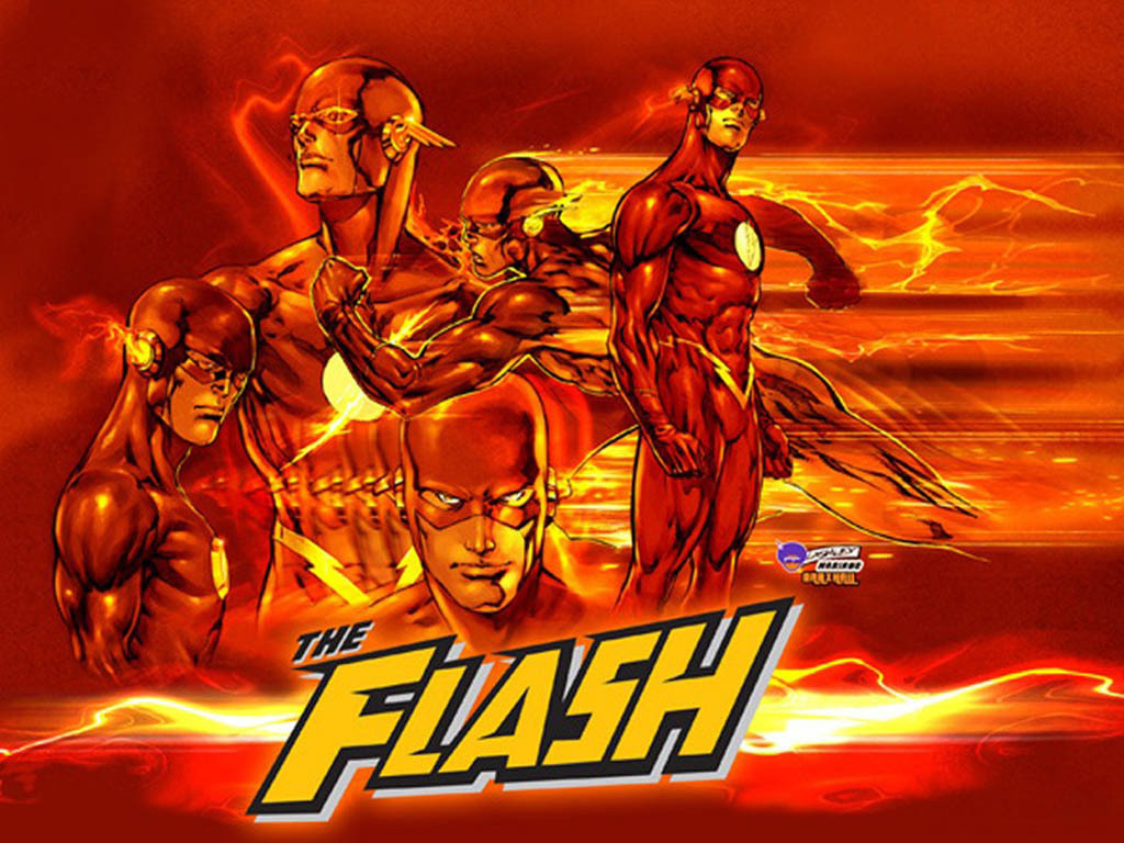 The Flash 39 Desktop Background   Trendy Wallpapers 1024x768