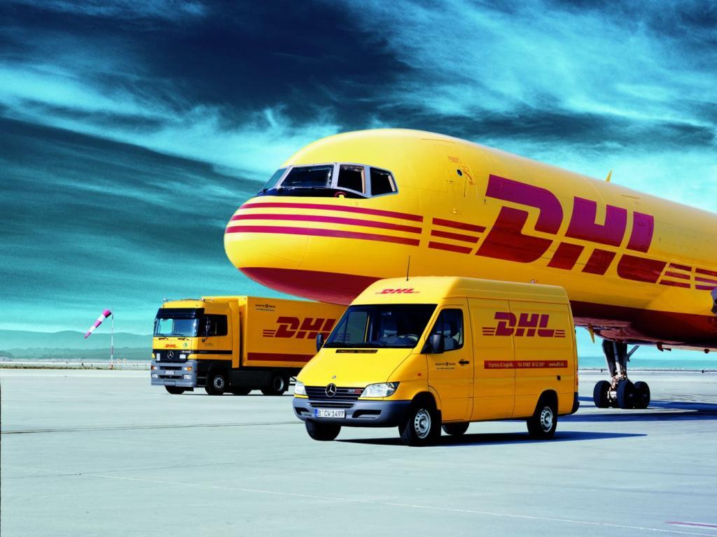 DHL Desktop Backgrounds 1024x768