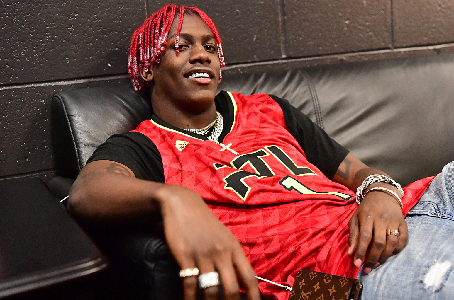 Lil Yachty David Hasselhoff FaceTiming Watch Their Chat 1548x1024