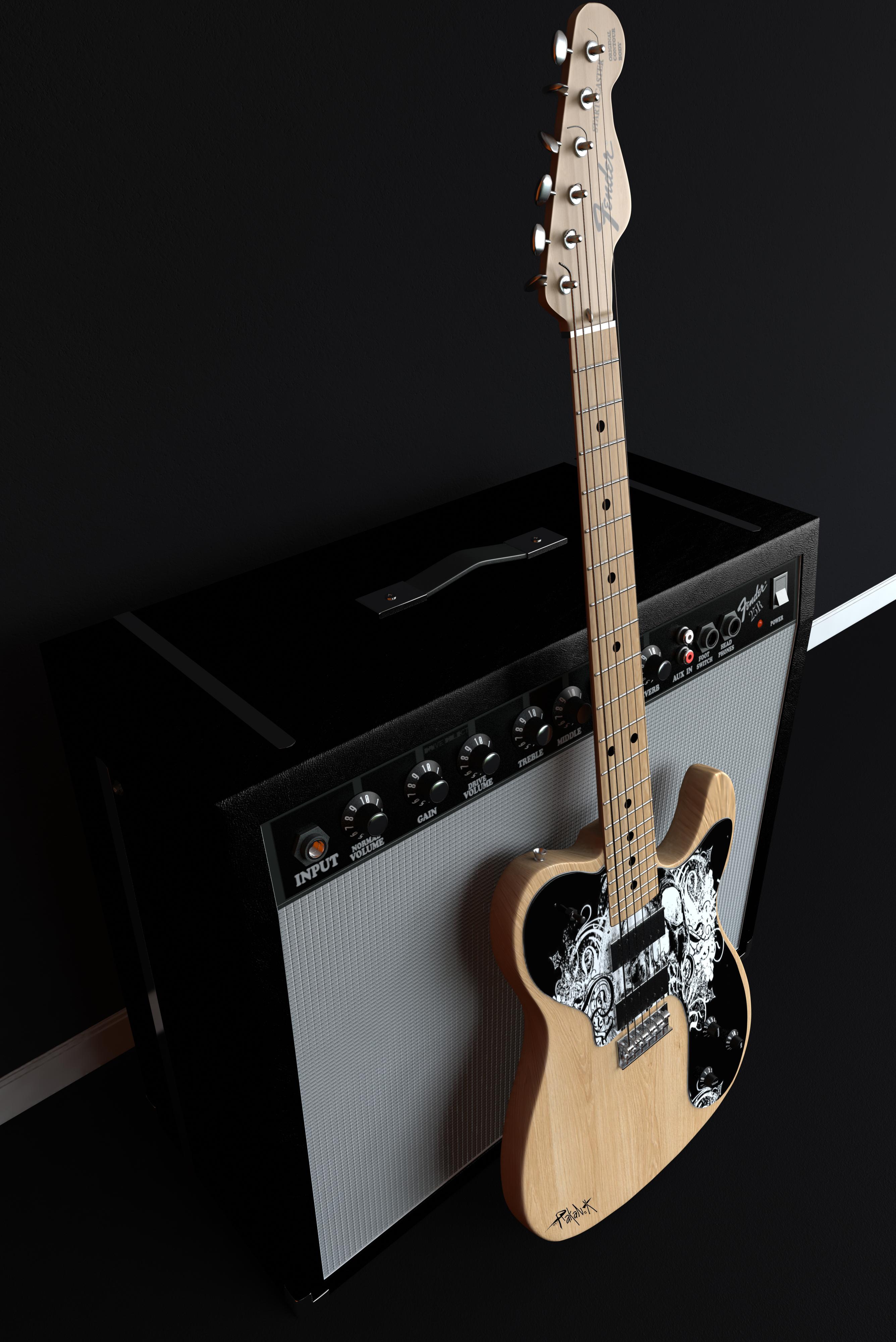 Guitar Wallpaper High Resolution