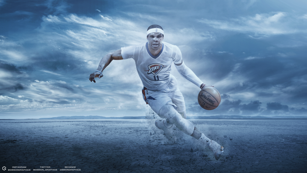 Free Download Russell Westbrook Wallpaper By Gibsongraphics
