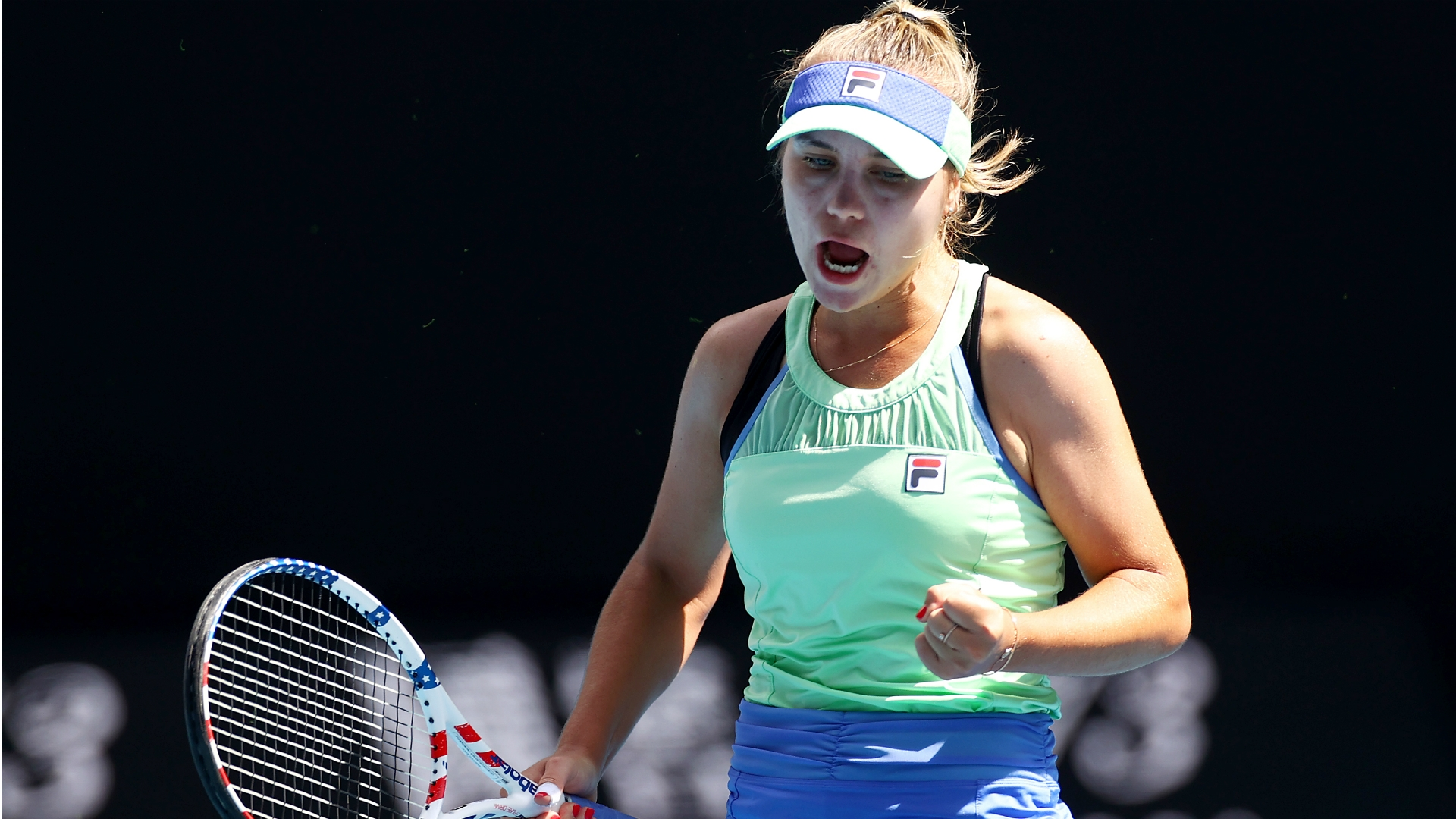 Australian Open 2020 Sofia Kenin soars into maiden grand slam 1920x1080