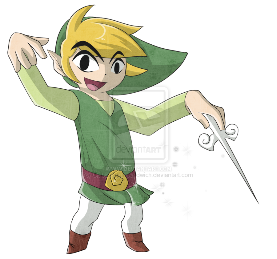 Toon Link Wind Waker Hd Images Pictures   Becuo 900x841