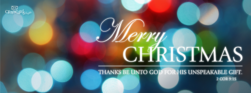 CHRISTIAN MERRY CHRISTMAS FACEBOOK COVER 2015 Triday 850x315