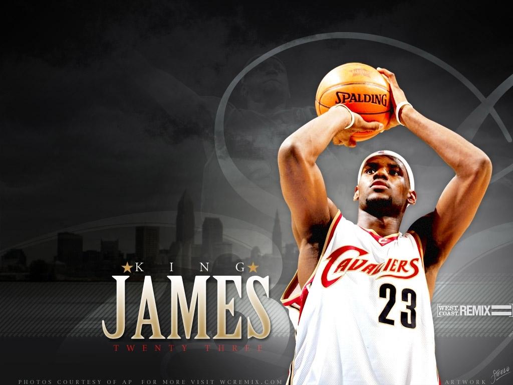 Lebron James - Cleveland Cavaliers Wallpaper (6309760) - Fanpop