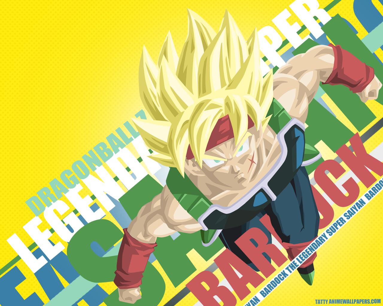 Bardock Legendary Super Saiyan Wallpaper by TattyDesigns 1280x1024