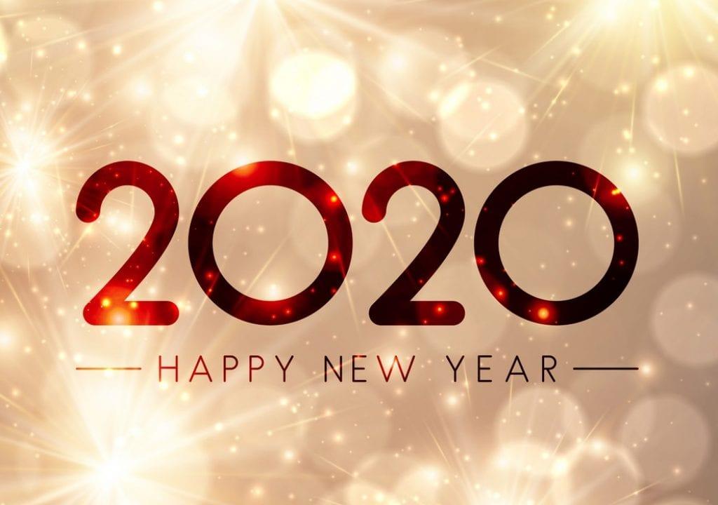 Advance Happy New Year 2020 Happy New Year 2020 995x913