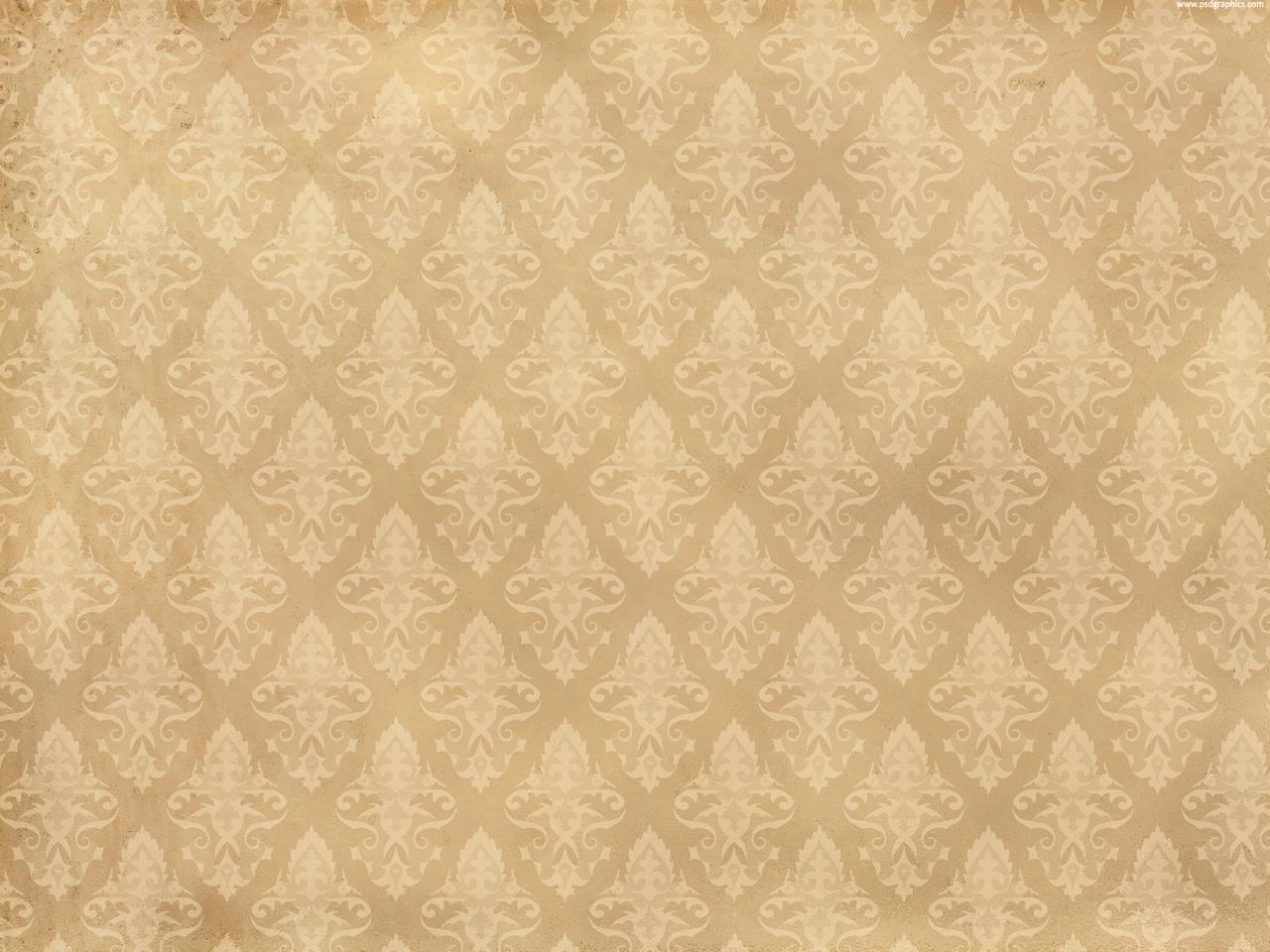 Medium size preview 1280x960px Brown vintage pattern 1280x960