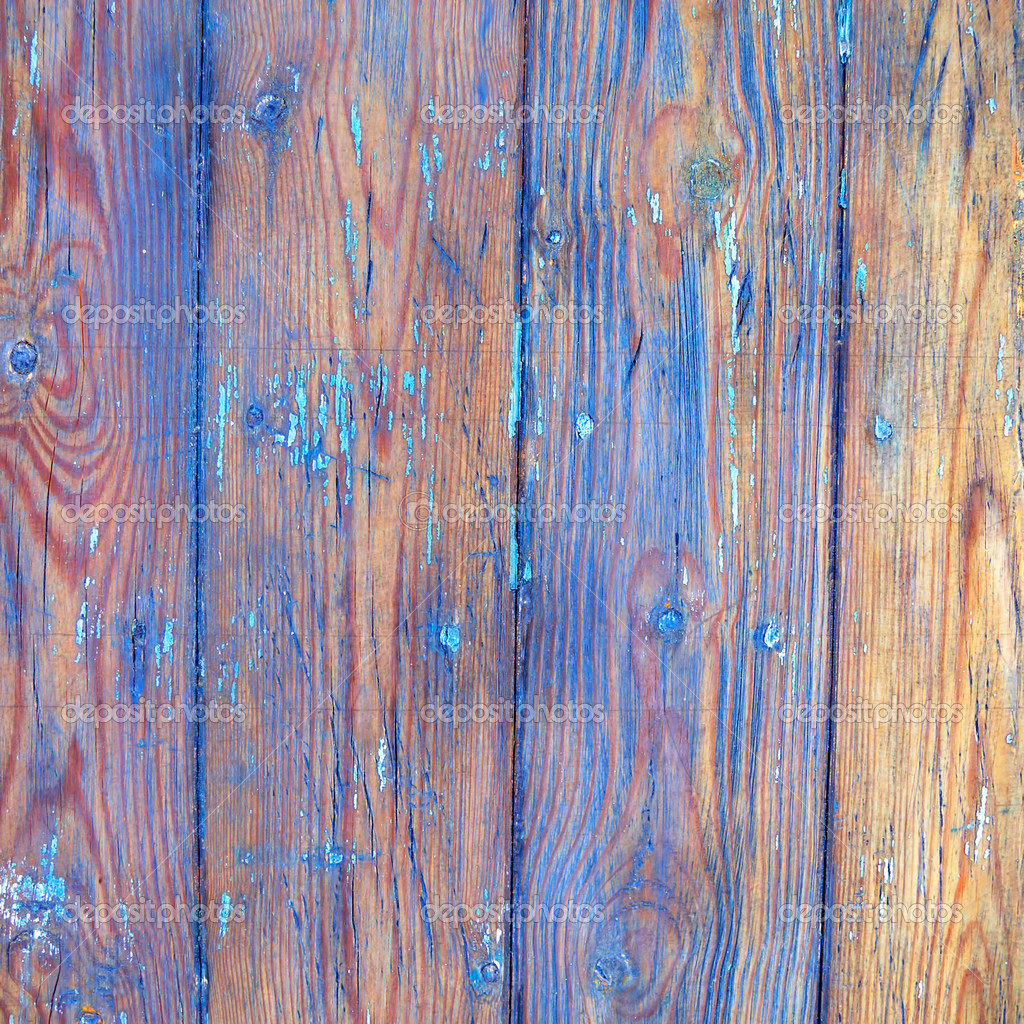 31 Blue Painted Wood Background HD Wallpapers 1024x1024
