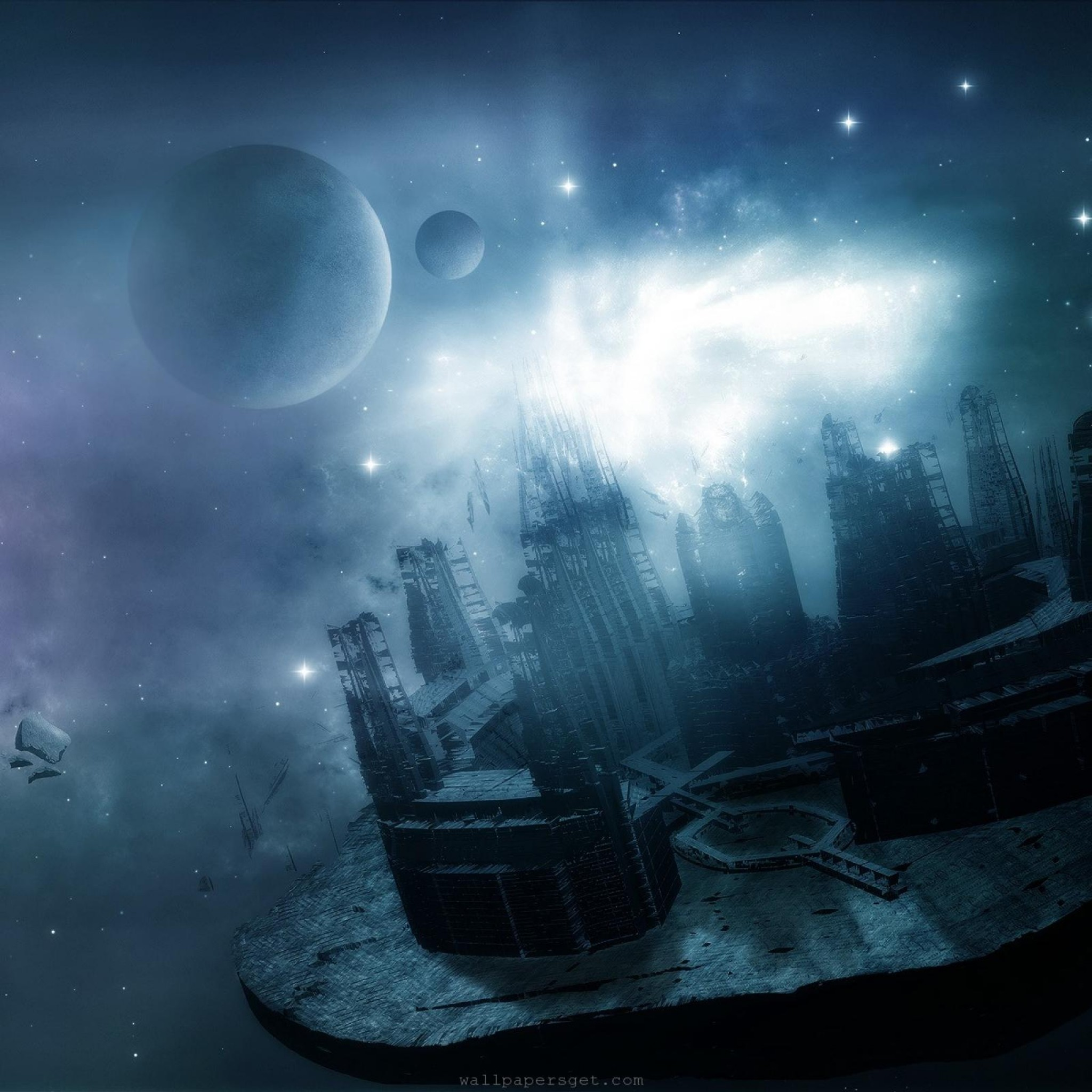 Wallpaper Space: Live Space Wallpaper For PC