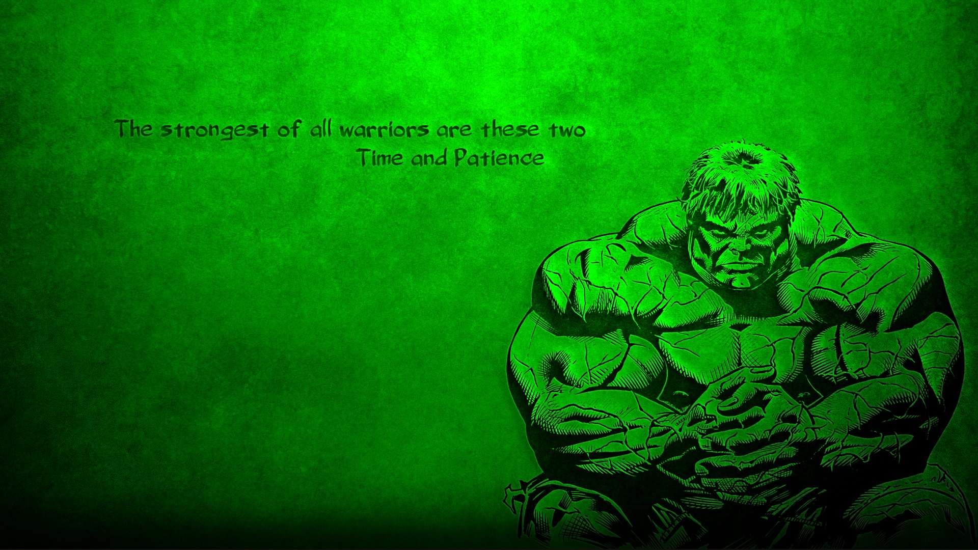 Hulk Green Quote Wallpapers HD Desktop and Mobile Backgrounds 1920x1080