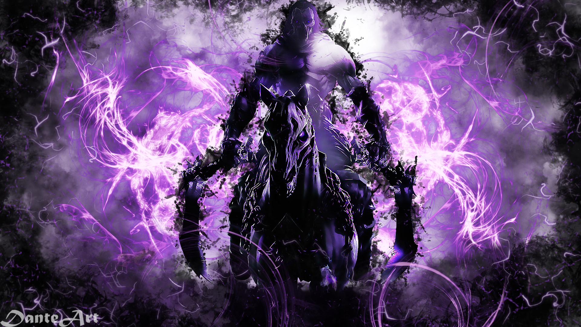 Darksiders 2 wallpaper by DanteArtWallpapers 1920x1080