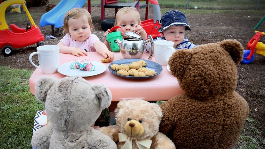 Kids get out and tuck in with the teddies The Mercury 1023x576
