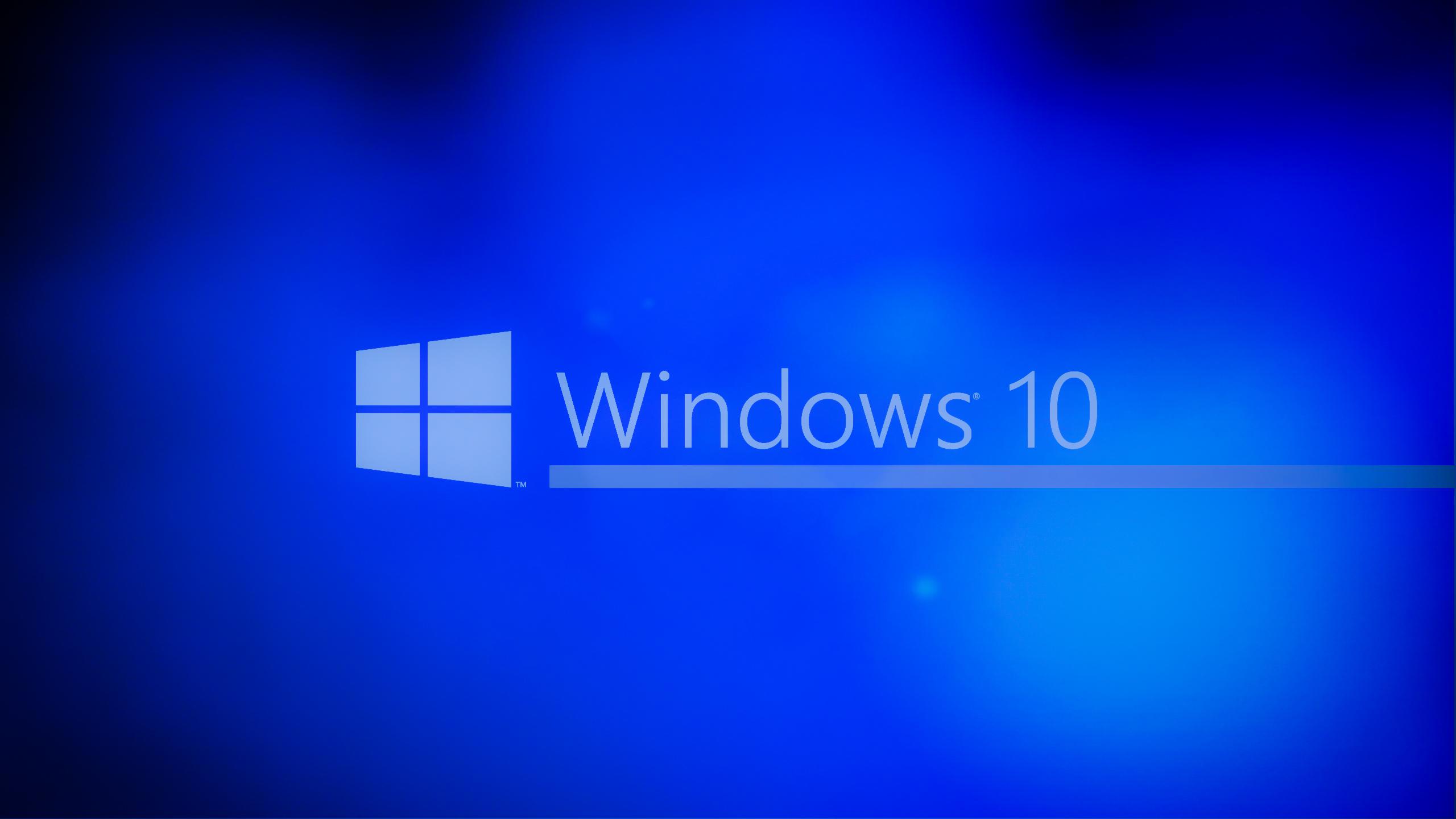 Windows 10 Wallpaper Logo Start   HD Wallpapers Ultra HD Wallpapers 2560x1440