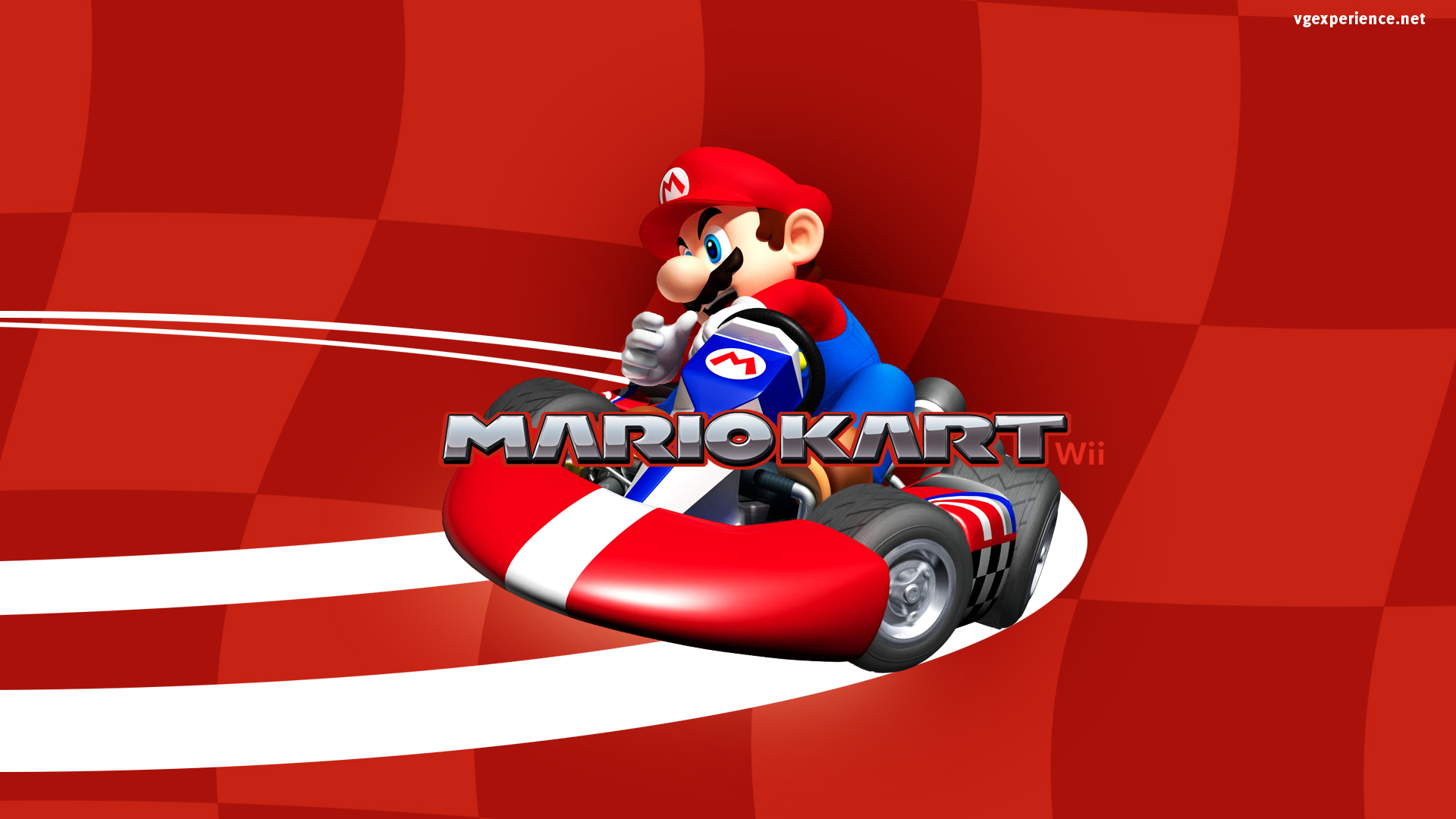 Mario Kart 8 Background: Mario Kart Wii Wallpaper