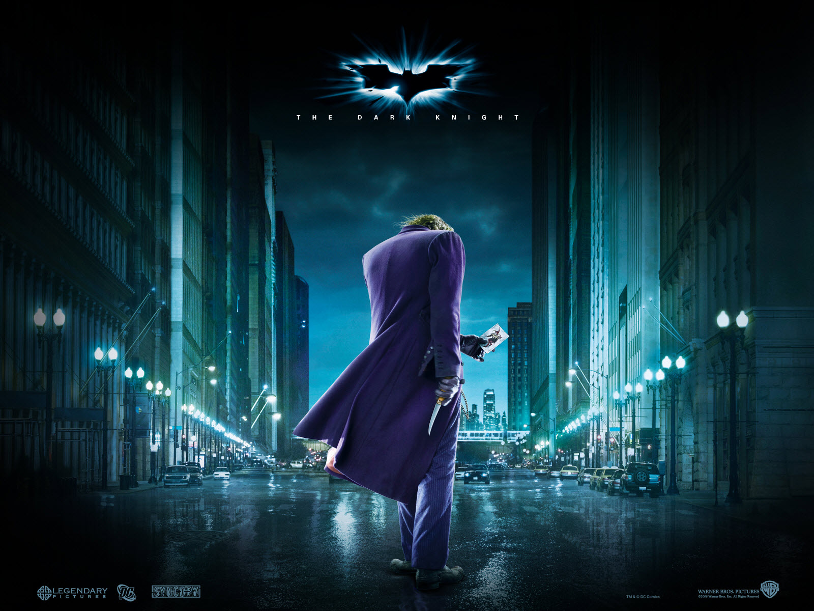 Joker in The Dark Knight Wallpapers HD Wallpapers 1600x1200