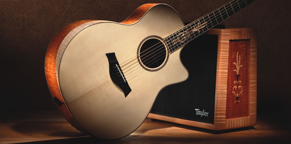 Builders Reserve Series III Taylor Guitars 1018x504