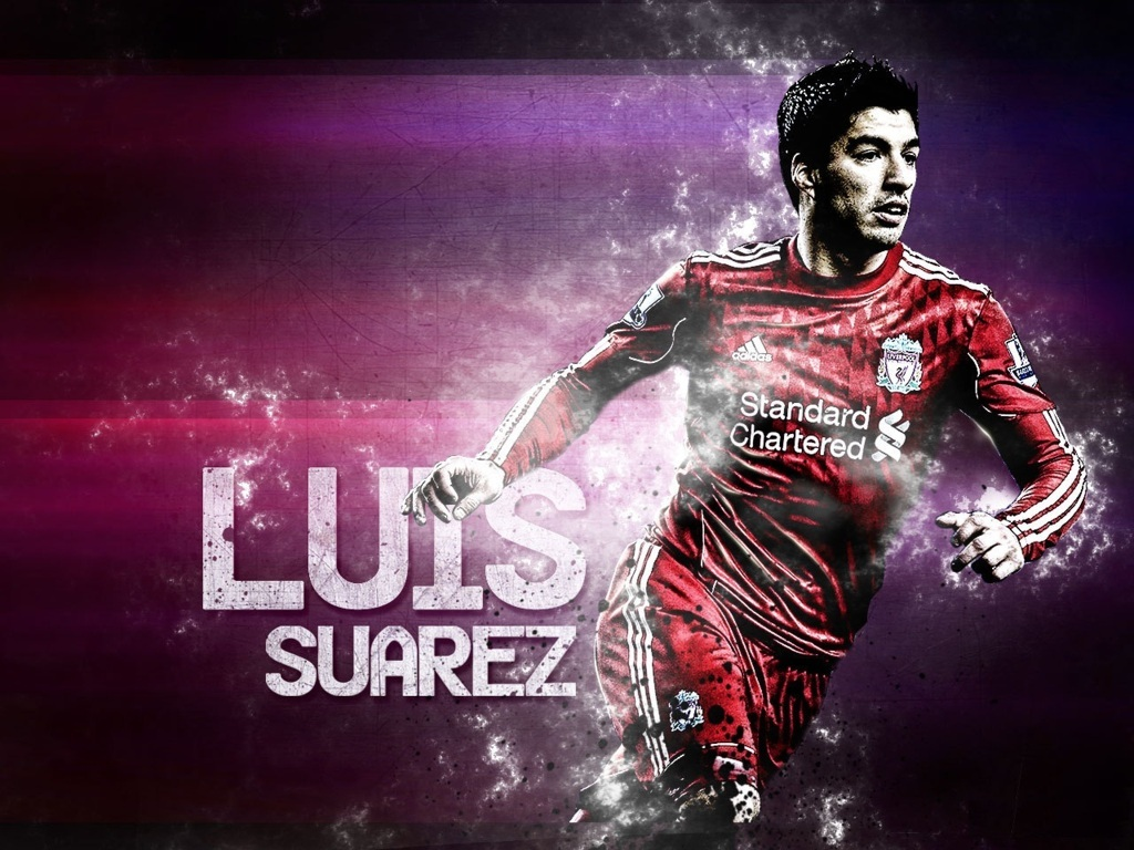 Luis Su225rez Footballer Wallpaper   Football HD Wallpapers 1024x768