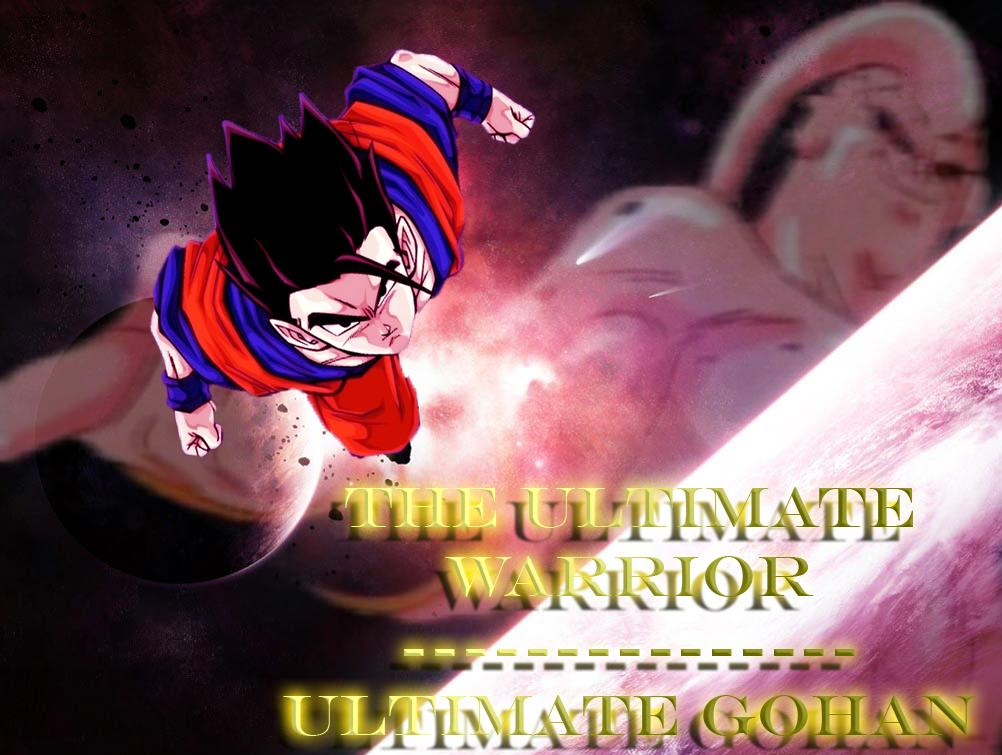 Ultimate Gohan Wallpaper by UltimateMasterHand 1002x755