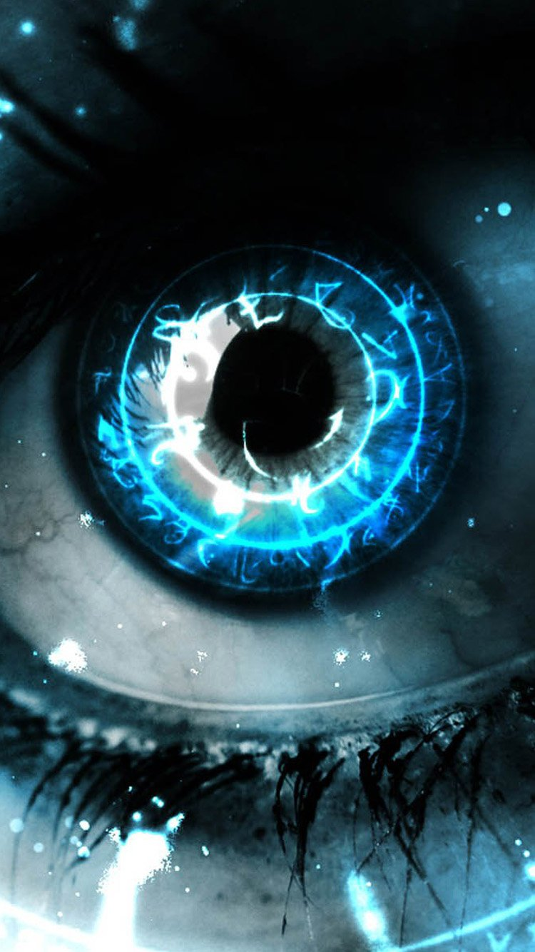 3D Eye iPhone 6 Wallpaper HD iPhone 6 Wallpaper 750x1334