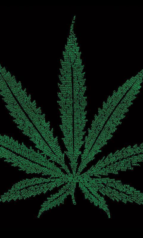 Marijuana HD Wallpaper - WallpaperSafari