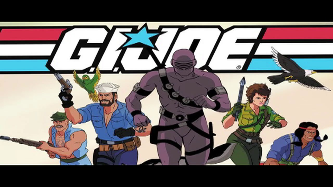 GI Joe background music re arrangement   now 30 tracks 1280x720