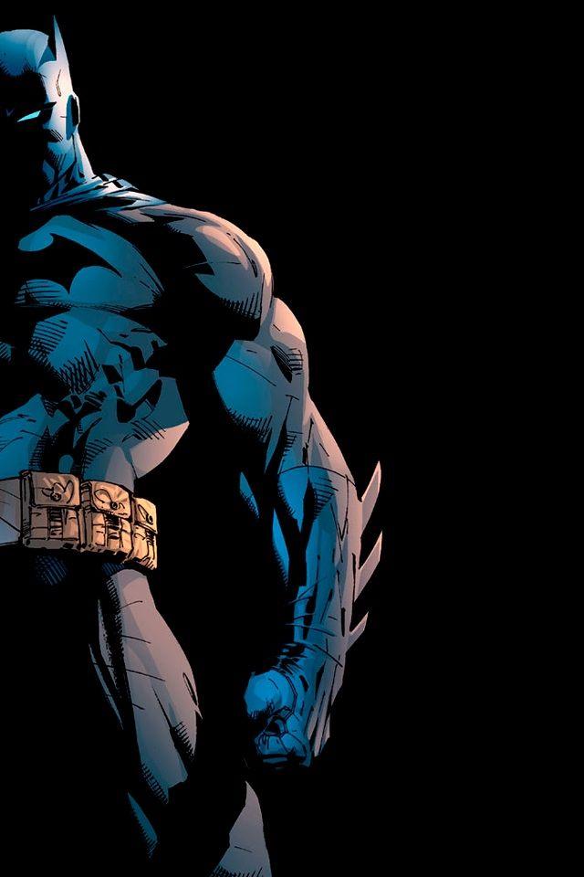 Am The Ultimate Batman Fan   Sick iPhone wallpaper for you 640x960