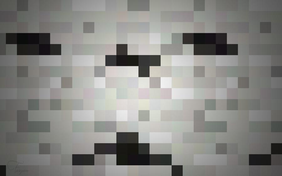 Minecraft Wood Wallpaper Birch wallpaper by fivezero09 900x563