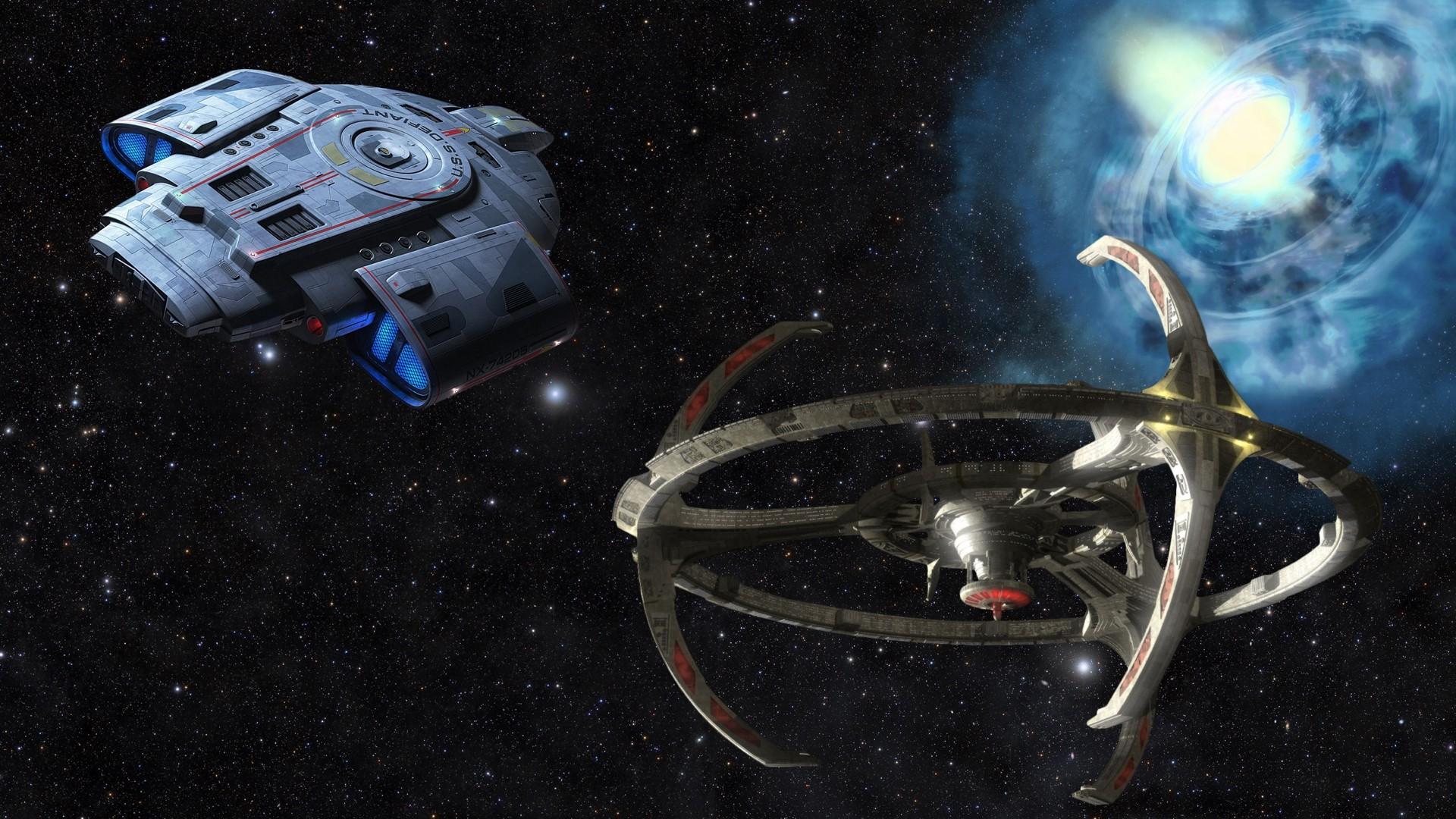 Star Trek Deep Space Nine TV fanart fanarttv 1920x1080