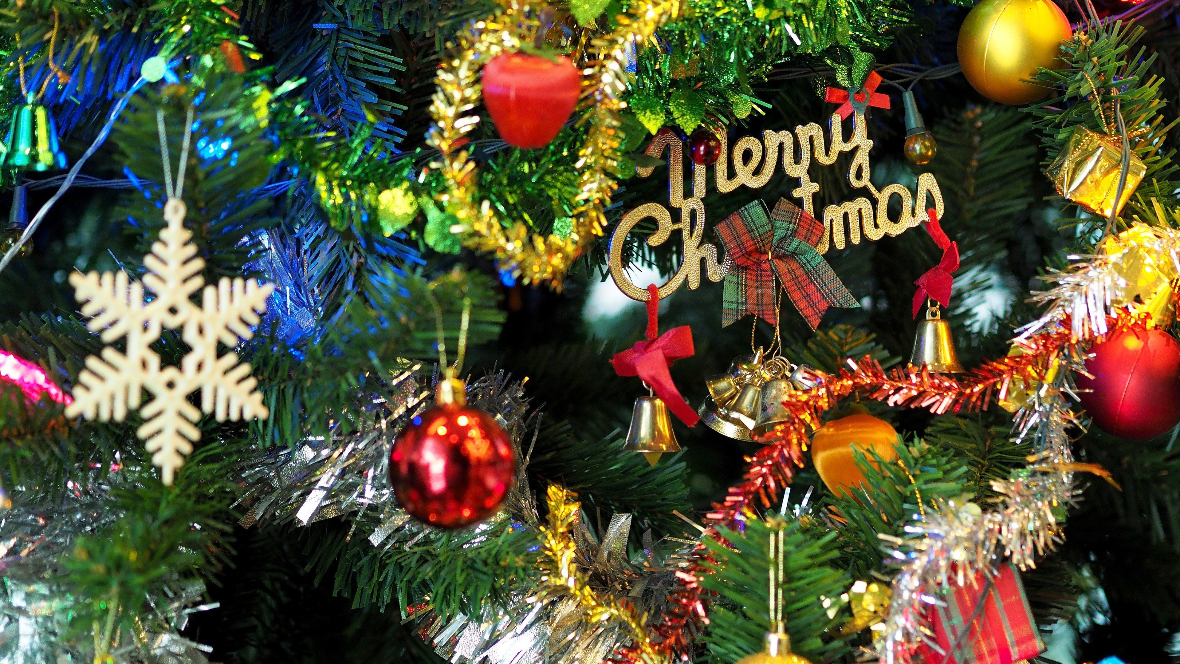3840x2160 Christmas Wallpapers 3840x2160